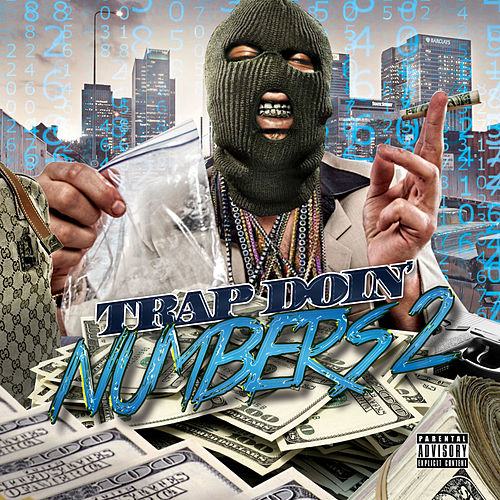 Trap Doin' Numbers 2 de Various Artists