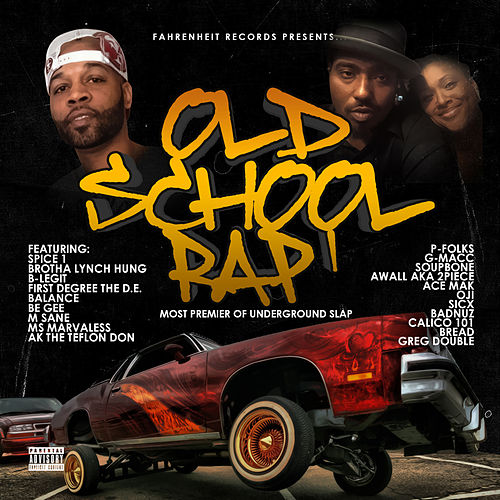 Old School Rap by Various Artists