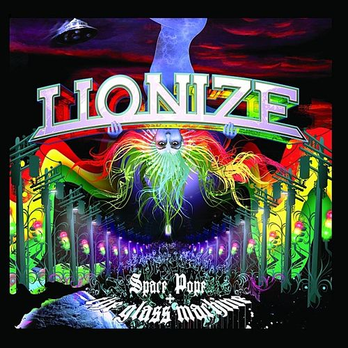 Space Pope and the Glass Machine by Lionize