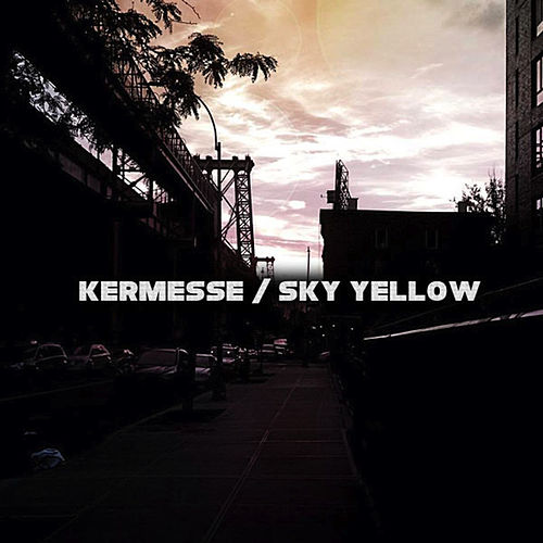 Sky Yellow by Kermesse