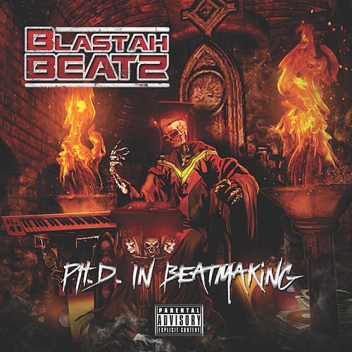 Phd in Beatmaking de Blastah Beatz