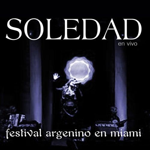 Festival Argentino en Miami de Soledad