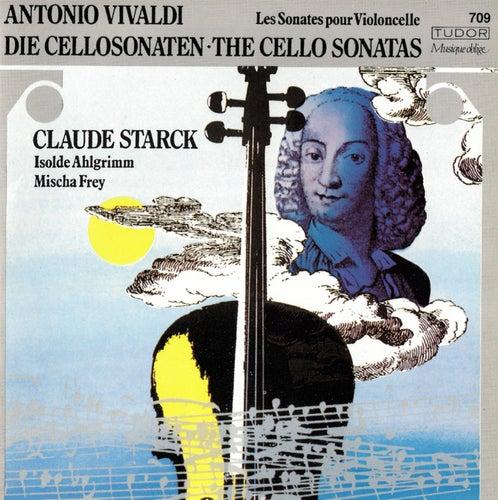 Vivaldi: The Cello Sonatas by Claude Starck