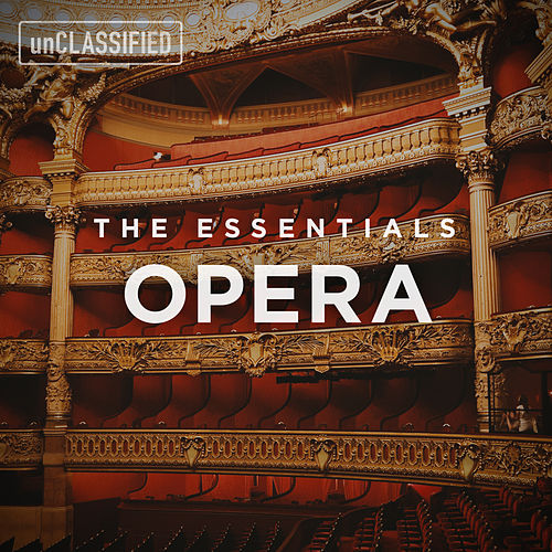 The Essentials: Opera, Vol. 1 de Various Artists