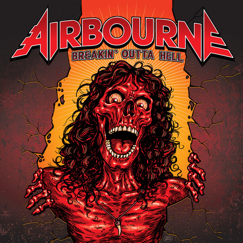 Breakin' Outta Hell von Airbourne