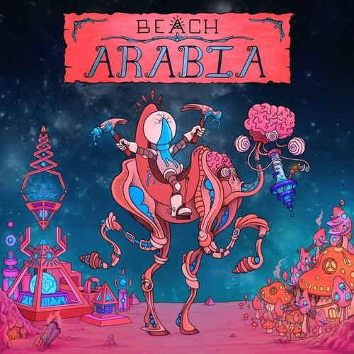 Arabia de beach