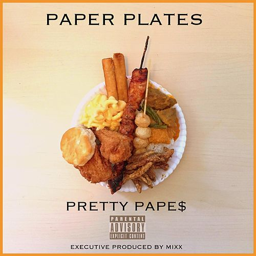 Paper Plates by Pretty Pape$