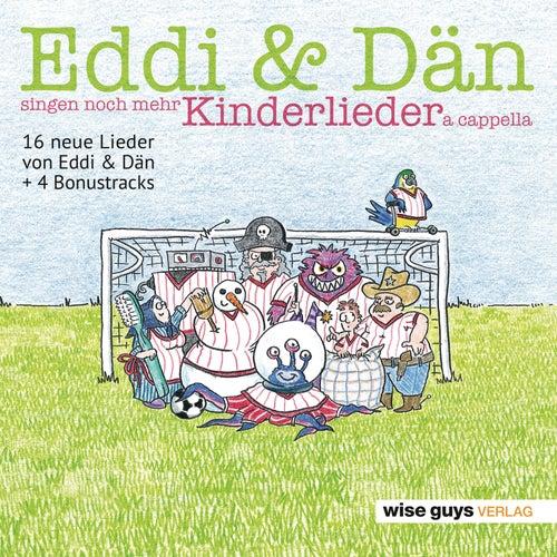 Eddi & Dän singen noch mehr Kinderlieder a cappella, Vol. 3 von Edd-I