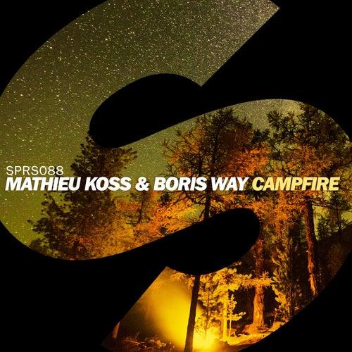 Campfire de Mathieu Koss