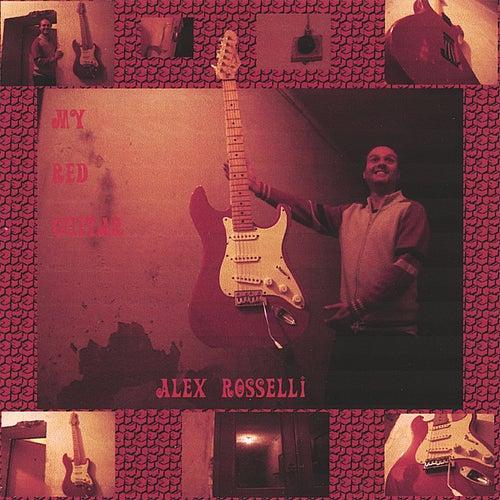 My Red Guitar di Alex Rosselli