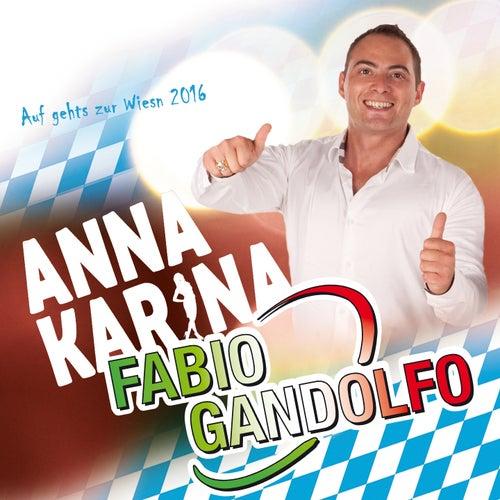 Anna Karina (Auf gehts zur Wiesn 2016) von Fabio Gandolfo