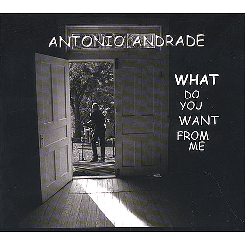 What Do You Want From Me de Antonio Andrade