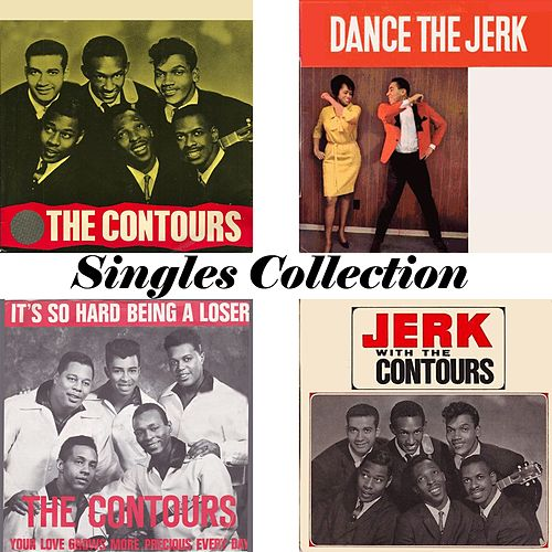 Singles Collection von The Contours