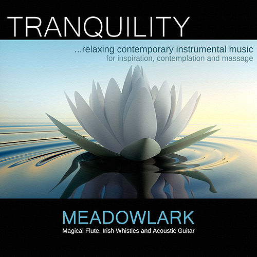 Tranquility - Relaxing Contemporary Instrumental Music for Inspiration, Contemplation and Massage de Meadowlark