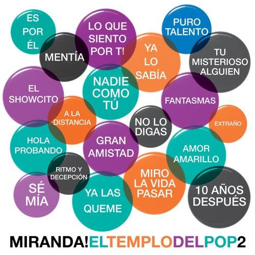 El Templo del Pop, Vol. 2 de Miranda!