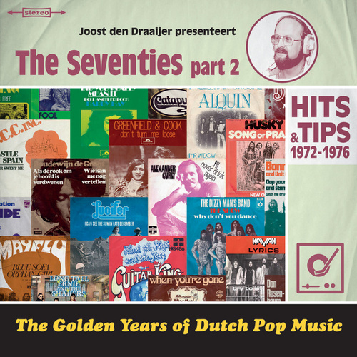 Golden Years Of Dutch Pop Music - The Seventies Part 2 van Various Artists