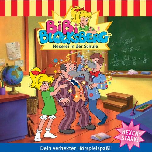 Folge 2: Hexerei in der Schule von Bibi Blocksberg