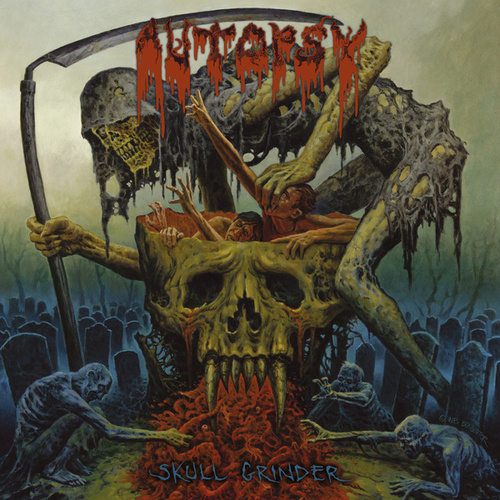Skull Grinder by Autopsy
