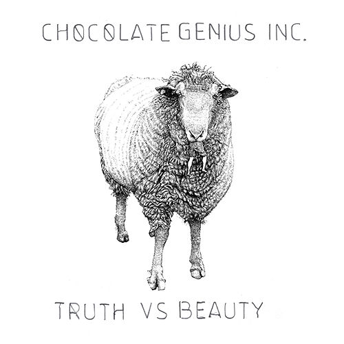 Truth vs. Beauty by Chocolate Genius Inc.