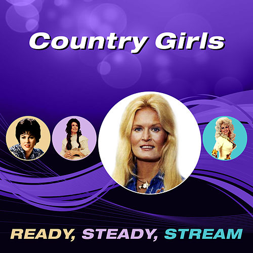 Country Girls (Ready, Steady, Stream) de Various Artists