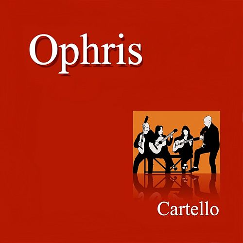 Cartello de Ophris - Guitar Quartet