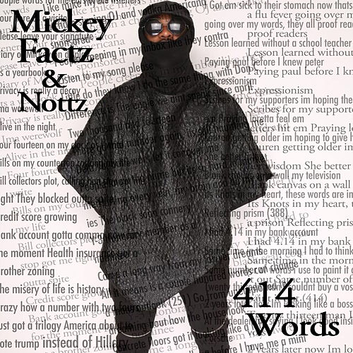 414 Words von Mickey Factz
