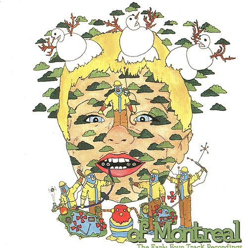 The Early Four Track Recordings de Of Montreal