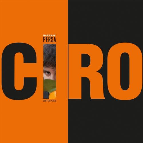 Naranja Persa de Ciro Y Los Persas