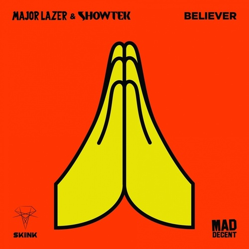Believer de Major Lazer