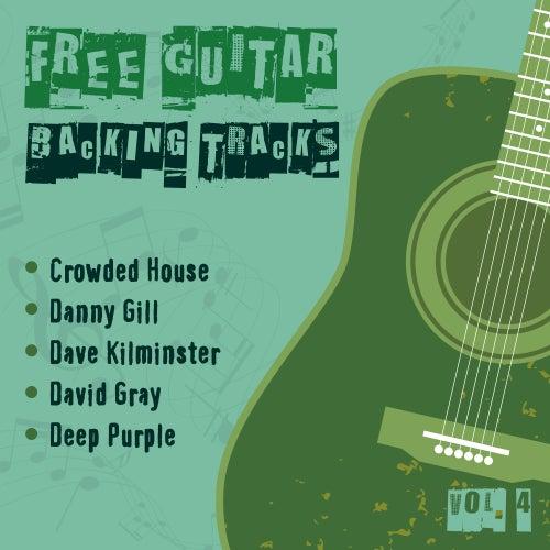 Free Guitar Backing Tracks, Vol. 4 by Pop Music Workshop