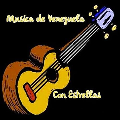 Musica de Venezuela Con Estrellas de Various Artists