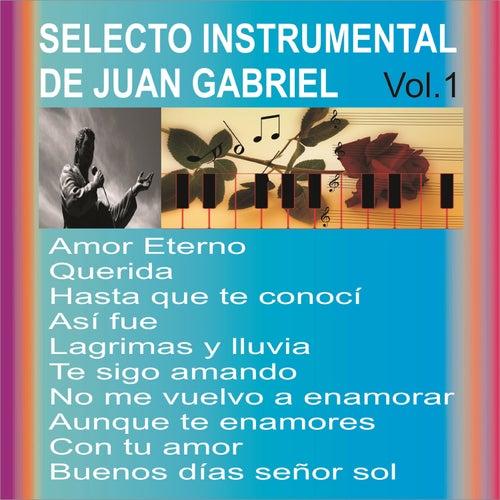 Selecto Instrumental de Juan Gabriel, Vol. 1 de Juan Gabriel