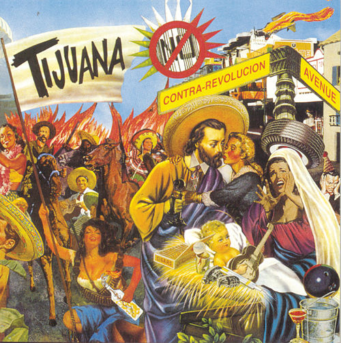Conta-Revolucion Ave. de Tijuana No!