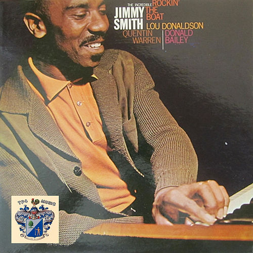 Rockin' the Boat de Jimmy Smith