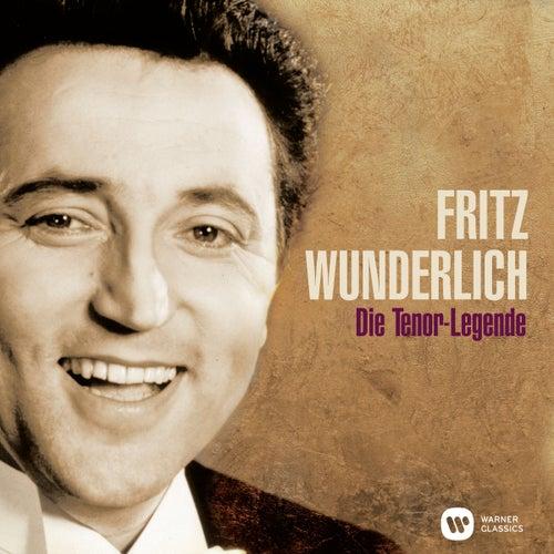 Fritz Wunderlich: Die Tenor-Legende von Fritz Wunderlich