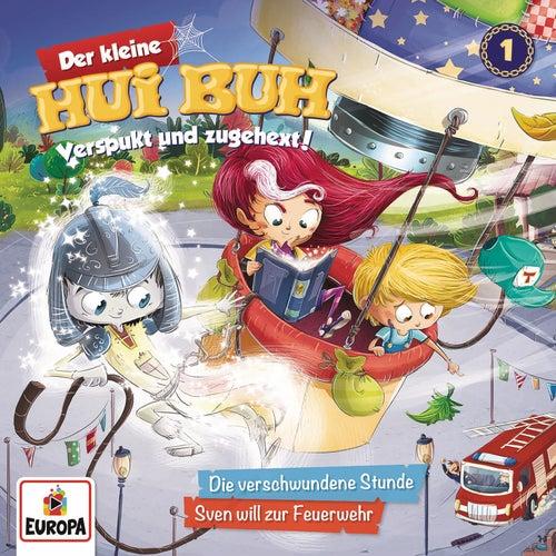 001/Die verschwundene Stunde/Sven will zur Feuerwehr von Der kleine Hui Buh