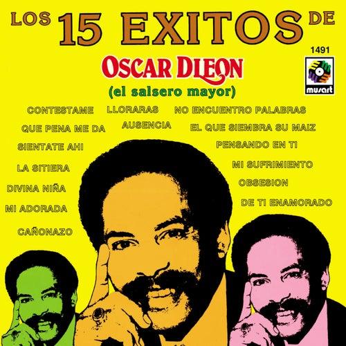 Los 15 Éxitos De Oscar D'León (El Salsero Mayor) de Oscar D'Leon