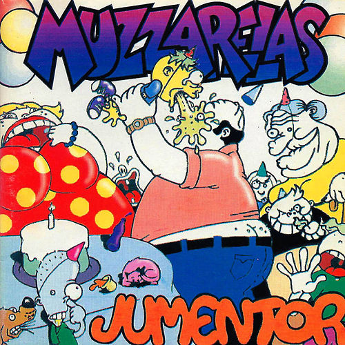 Jumentor de Muzzarelas
