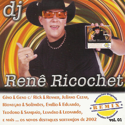 Dj Renê Ricochet - Remix, Vol. 1 de Various Artists