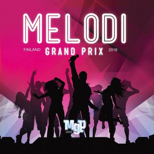 Melodi Grand Prix Finland 2016 de Various Artists