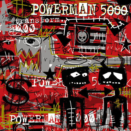 Transform de Powerman 5000