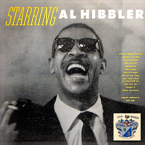 Starring Al Hibbler by Al Hibbler