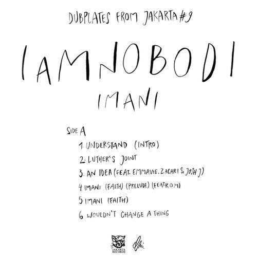 Imani - Ep by Iamnobodi
