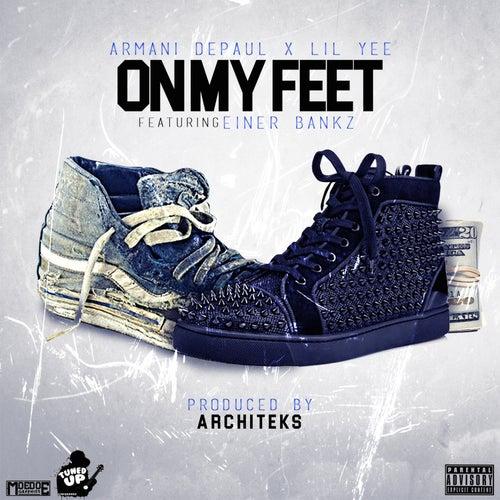 On My Feet (feat. Einer Bankz) von Lil Yee