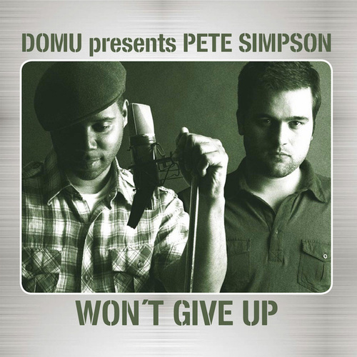 Won't Give Up by Domu