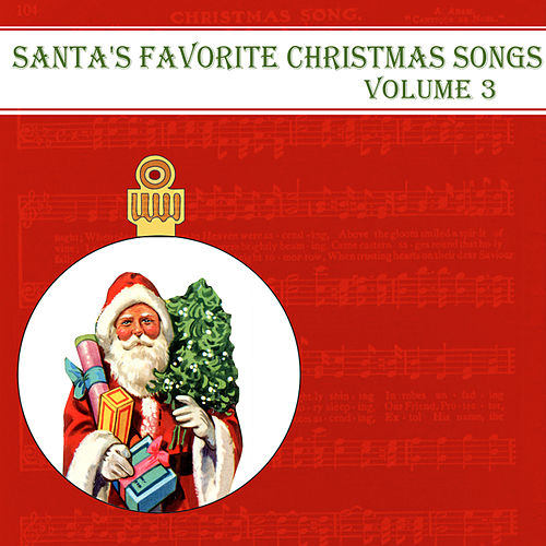 Santa's Favorite Christmas Songs Volume 3 de Various Artists