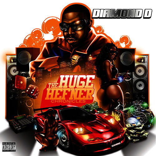 The Huge Hefner Chronicles de Diamond D