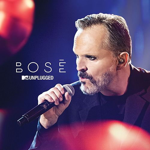 MTV Unplugged de Miguel Bosé