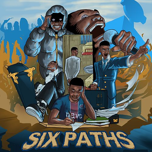 Six Paths by Dave