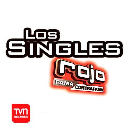 Los Singles: Rojo Fama Contra Fama by Various Artists